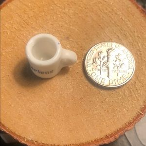 Little tiny cup